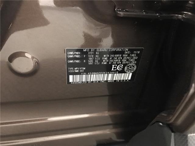 2019 Subaru Ascent Touring (Stk: 200193) in Lethbridge - Image 26 of 30