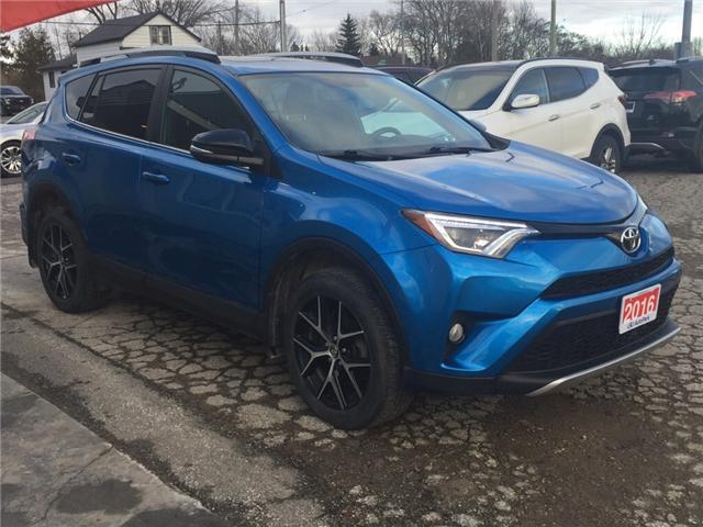 2016 Toyota RAV4 SE (Stk: -) in Kincardine - Image 7 of 13