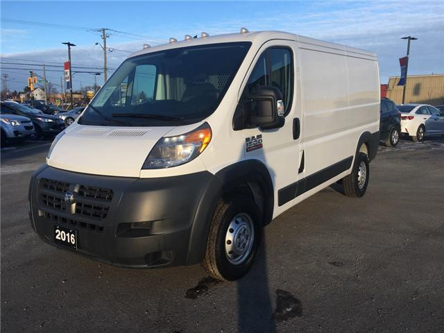 2016 RAM ProMaster 1500 Low Roof (Stk: 18695) in Sudbury - Image 3 of 15