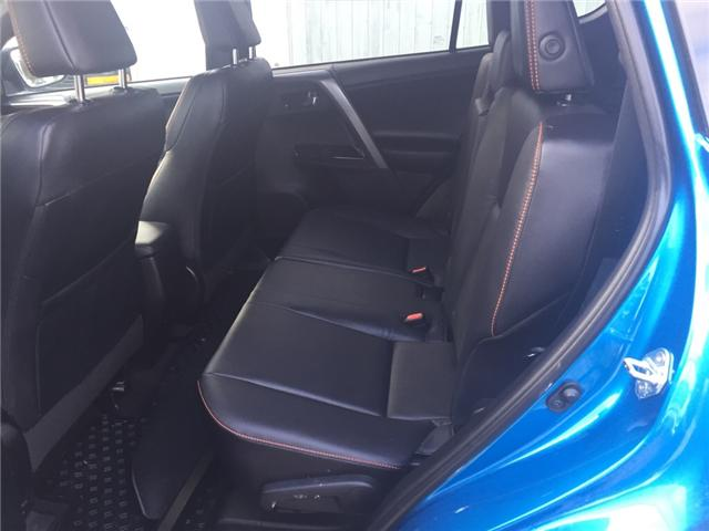 2016 Toyota RAV4 SE (Stk: -) in Kincardine - Image 11 of 13