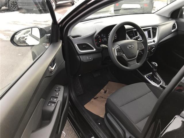 2019 Hyundai Accent ESSENTIAL (Stk: 29060) in Saskatoon - Image 10 of 21