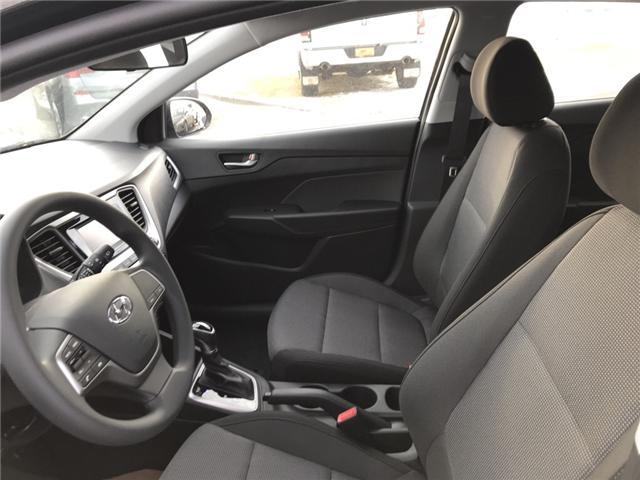 2019 Hyundai Accent ESSENTIAL (Stk: 29060) in Saskatoon - Image 11 of 21