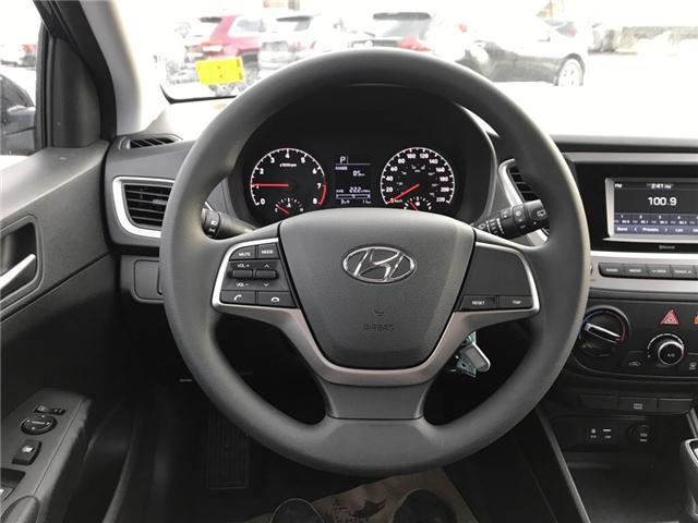 2019 Hyundai Accent ESSENTIAL (Stk: 29060) in Saskatoon - Image 15 of 21