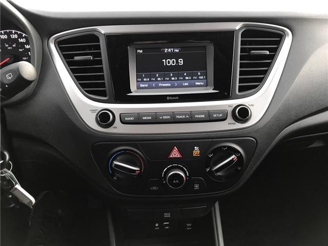 2019 Hyundai Accent ESSENTIAL (Stk: 29060) in Saskatoon - Image 17 of 21
