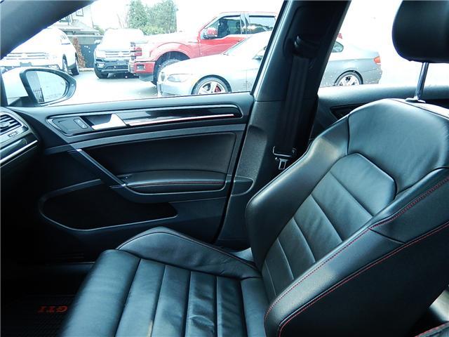 2016 Volkswagen Golf GTI 5-Door Performance (Stk: VW0763) in Surrey - Image 13 of 22