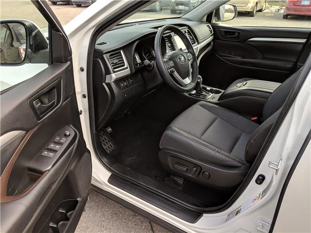 2018 Toyota Highlander XLE (Stk: 55631) in Toronto - Image 10 of 24