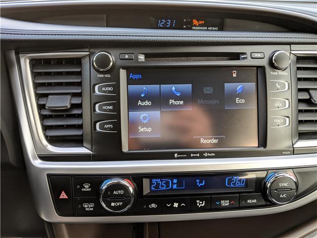 2018 Toyota Highlander XLE (Stk: 55631) in Toronto - Image 16 of 24