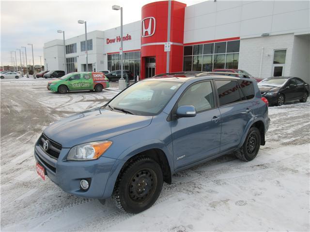 2009 Toyota RAV4 Sport (Stk: 26450A) in Ottawa - Image 1 of 12