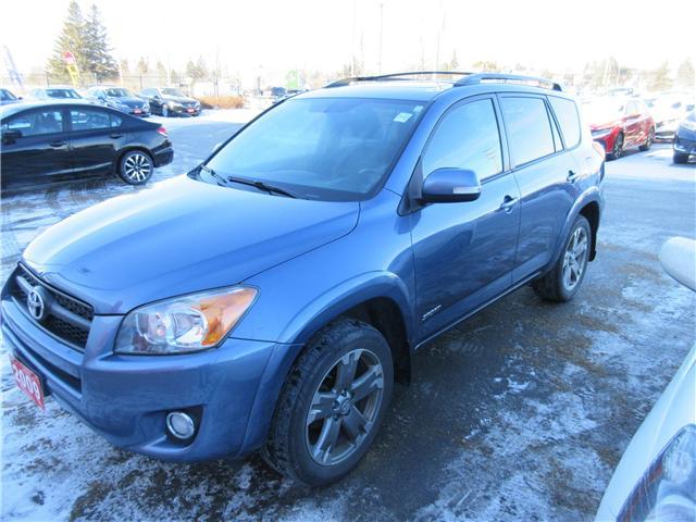 2009 Toyota RAV4 Sport (Stk: 26450A) in Ottawa - Image 2 of 12