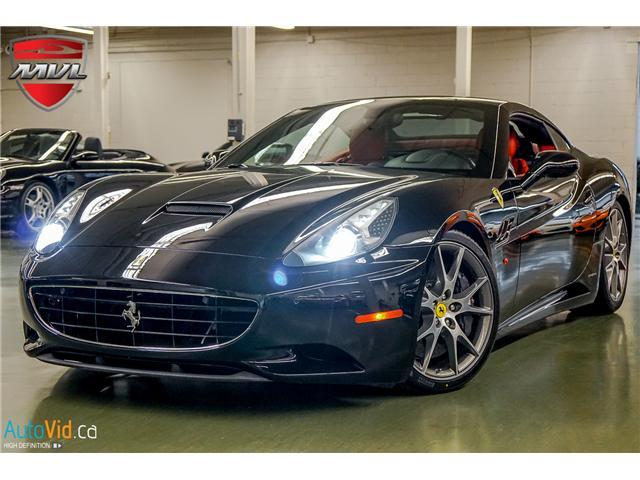 2012 Ferrari California Base (Stk: ) in Oakville - Image 1 of 50