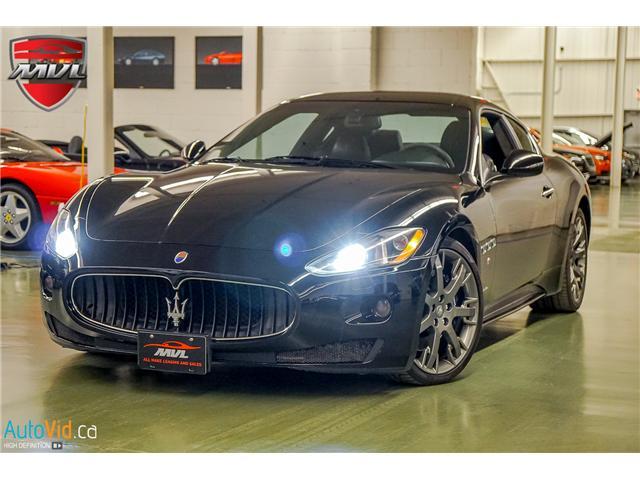 2009 Maserati GranTurismo S (Stk: ) in Oakville - Image 1 of 42