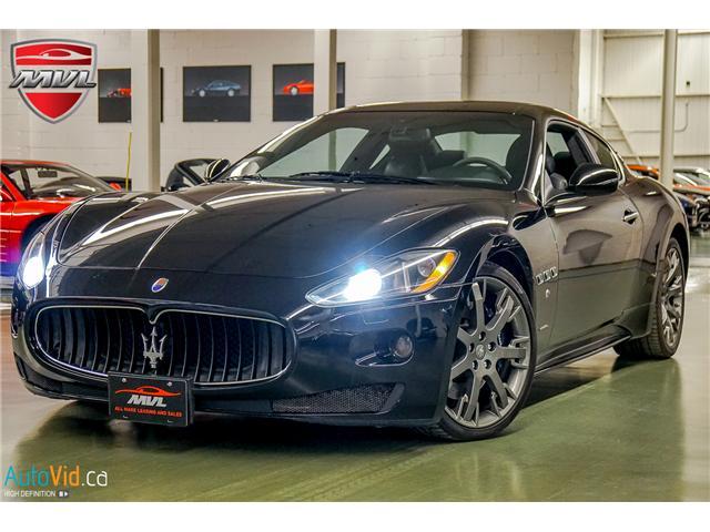 2009 Maserati GranTurismo S (Stk: ) in Oakville - Image 2 of 42