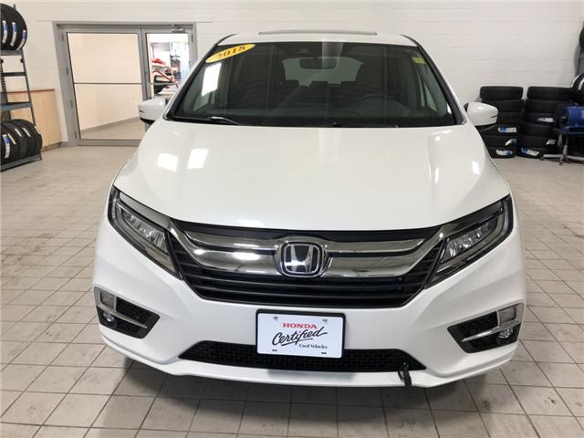 2018 Honda Odyssey Touring (Stk: H1603A) in Steinbach - Image 2 of 16