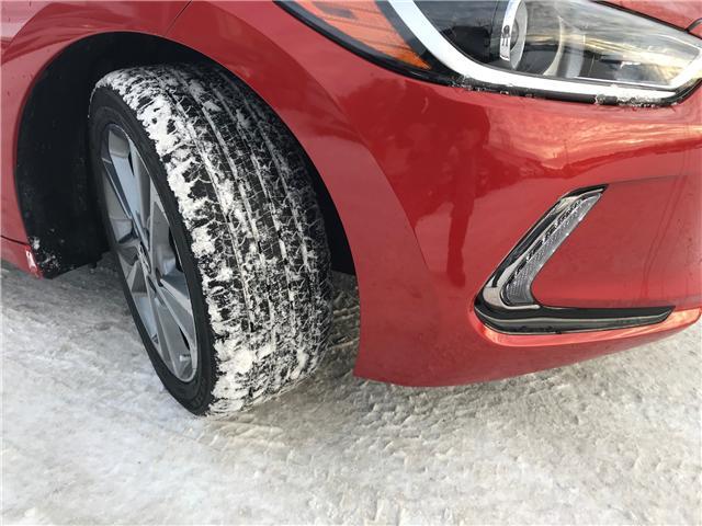 2017 Hyundai Elantra Limited SE (Stk: 17584) in Pembroke - Image 9 of 20