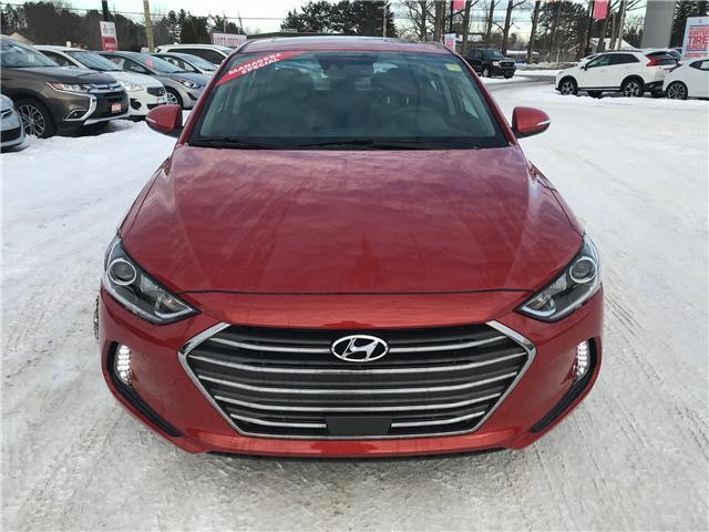 2017 Hyundai Elantra Limited SE (Stk: 17584) in Pembroke - Image 7 of 20