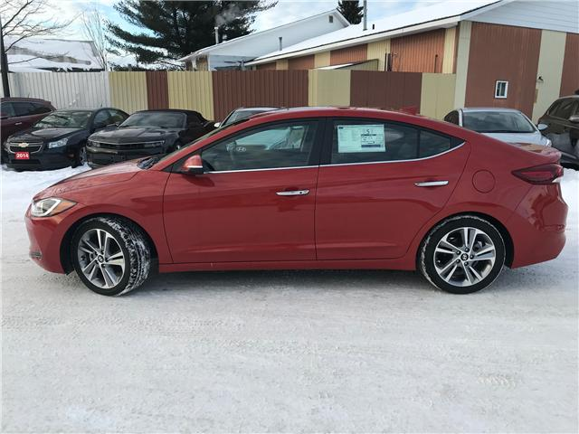 2017 Hyundai Elantra Limited SE (Stk: 17584) in Pembroke - Image 2 of 20
