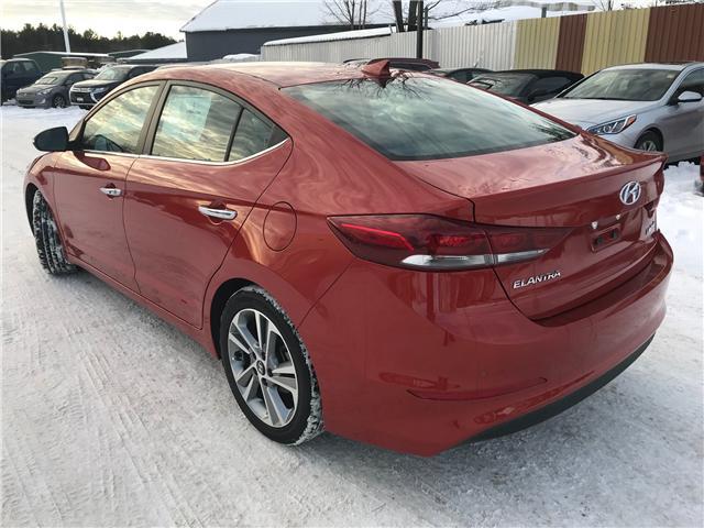 2017 Hyundai Elantra Limited SE (Stk: 17584) in Pembroke - Image 3 of 20