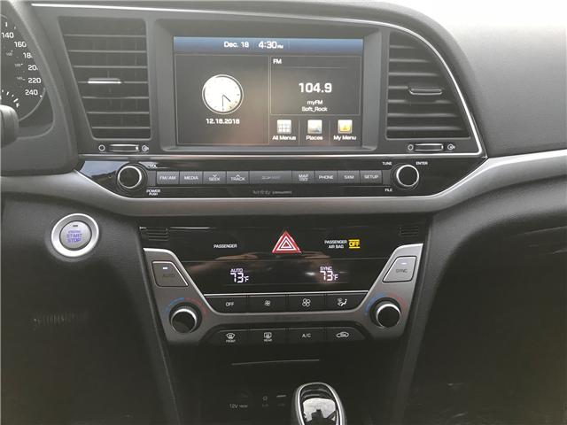 2017 Hyundai Elantra Limited SE (Stk: 17584) in Pembroke - Image 18 of 20