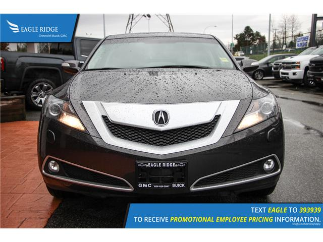 2010 Acura ZDX Technology (Stk: 109091) in Coquitlam - Image 2 of 17