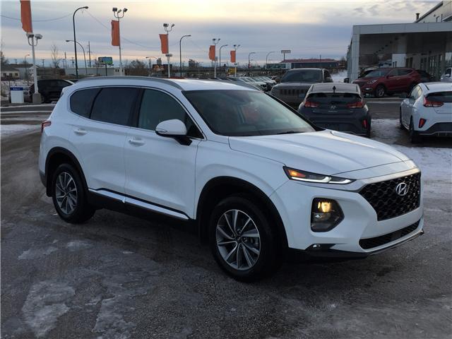 2019 Hyundai Santa Fe Preferred 2.4 (Stk: 39093) in Saskatoon - Image 1 of 25