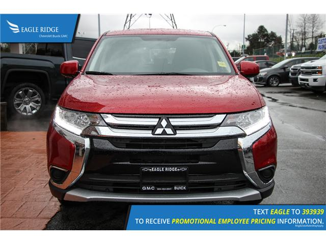 2018 Mitsubishi Outlander ES (Stk: 189350) in Coquitlam - Image 2 of 16