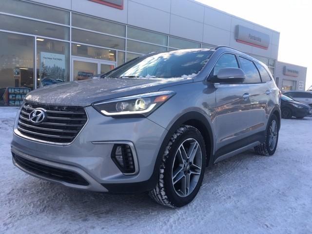 2017 Hyundai Santa Fe XL Limited (Stk: 17426) in Pembroke - Image 1 of 13