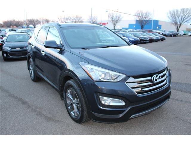 2013 Hyundai Santa Fe Sport 2.0T Limited (Stk: 146226) in Medicine Hat - Image 1 of 16