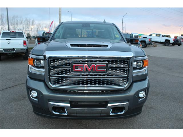 2018 GMC Sierra 3500HD Denali (Stk: 158467) in Medicine Hat - Image 3 of 19