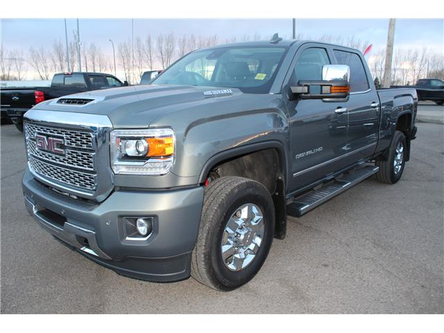 2018 GMC Sierra 3500HD Denali (Stk: 158467) in Medicine Hat - Image 4 of 19
