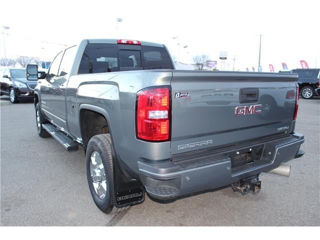 2018 GMC Sierra 3500HD Denali (Stk: 158467) in Medicine Hat - Image 5 of 19