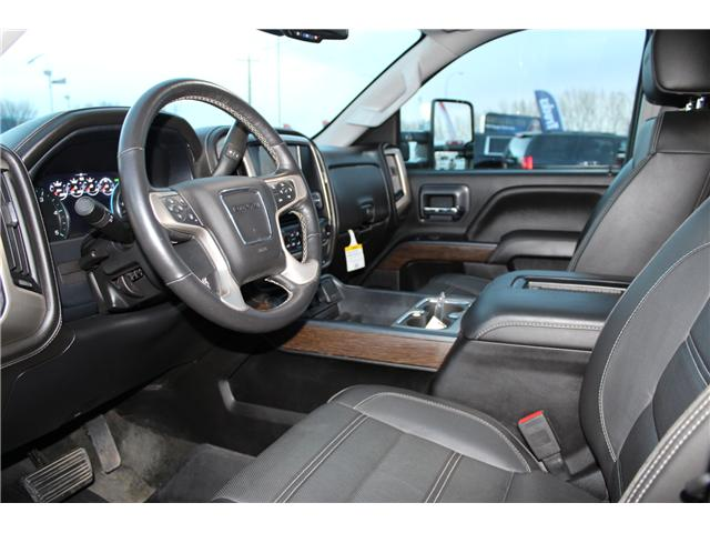 2018 GMC Sierra 3500HD Denali (Stk: 158467) in Medicine Hat - Image 13 of 19