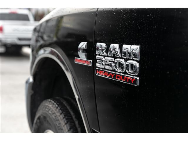 2015 RAM 3500 SLT (Stk: J305794A) in Abbotsford - Image 13 of 29