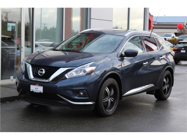 2017 Nissan Murano Platinum (Stk: P0072) in Nanaimo - Image 1 of 9