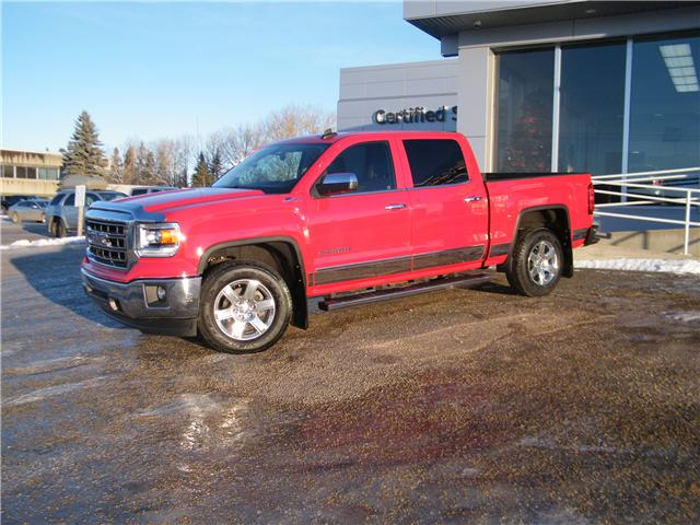 2015 GMC Sierra 1500 SLT (Stk: 47549) in Barrhead - Image 2 of 18