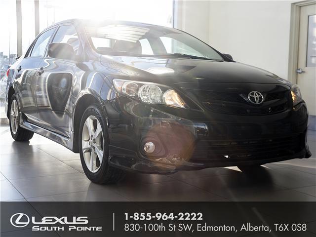 2013 Toyota Corolla S (Stk: L800345A) in Edmonton - Image 1 of 17