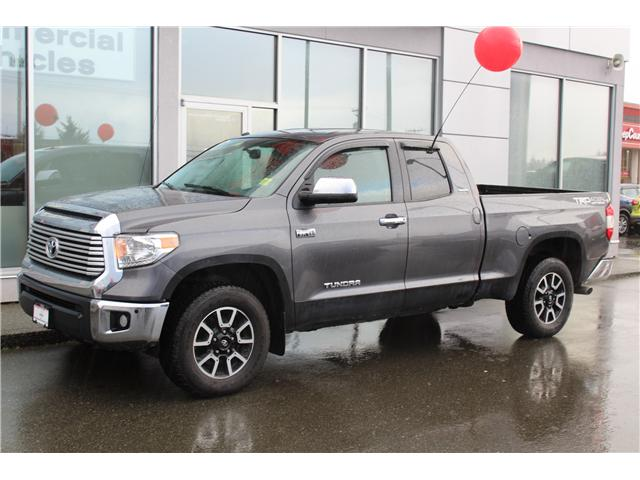 2015 Toyota Tundra Limited 5.7L V8 (Stk: P0064) in Nanaimo - Image 1 of 9