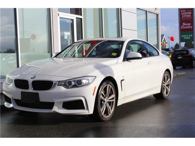 2014 BMW 435i xDrive (Stk: 7MA1487A) in Nanaimo - Image 1 of 9