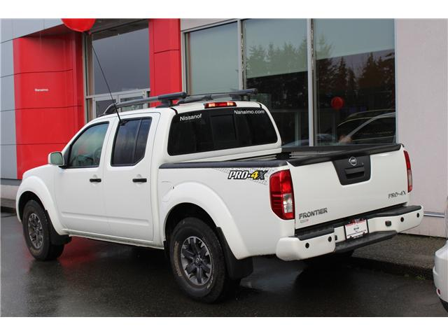 2018 Nissan Frontier PRO-4X (Stk: 8T0993A) in Nanaimo - Image 3 of 9