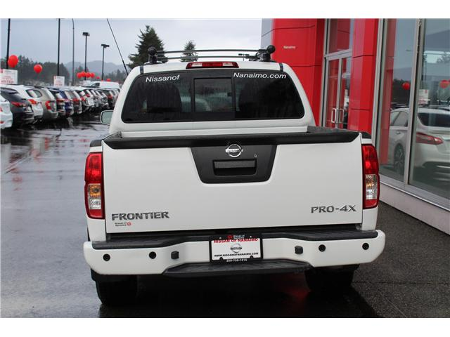 2018 Nissan Frontier PRO-4X (Stk: 8T0993A) in Nanaimo - Image 4 of 9
