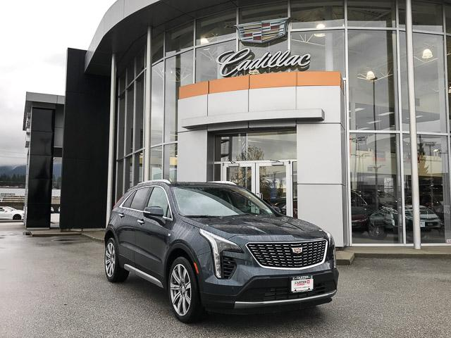 2019 Cadillac XT4 Premium Luxury (Stk: 9D27360) in North Vancouver - Image 2 of 13