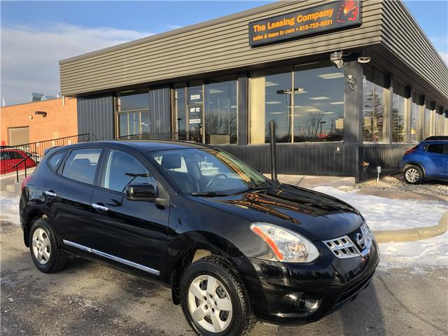 2012 Nissan Rogue SV (Stk: -) in Ottawa - Image 1 of 10