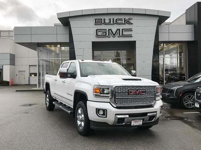 2019 GMC Sierra 3500HD Denali (Stk: 9R64720) in North Vancouver - Image 2 of 13
