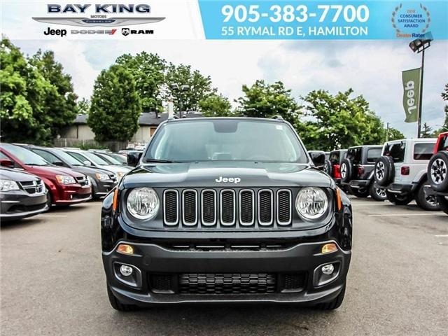 2018 Jeep Renegade North (Stk: 187735) in Hamilton - Image 1 of 11
