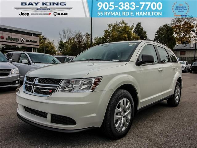 2018 Dodge Journey CVP/SE (Stk: 181512) in Hamilton - Image 1 of 18