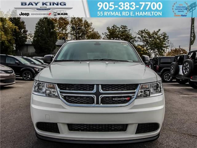 2018 Dodge Journey CVP/SE (Stk: 181512) in Hamilton - Image 2 of 18