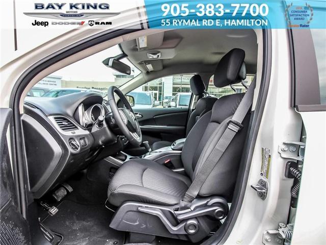 2018 Dodge Journey CVP/SE (Stk: 181512) in Hamilton - Image 6 of 18
