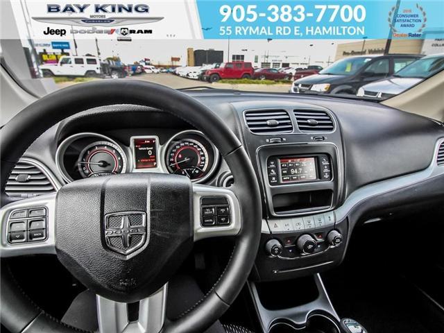 2018 Dodge Journey CVP/SE (Stk: 181512) in Hamilton - Image 9 of 18