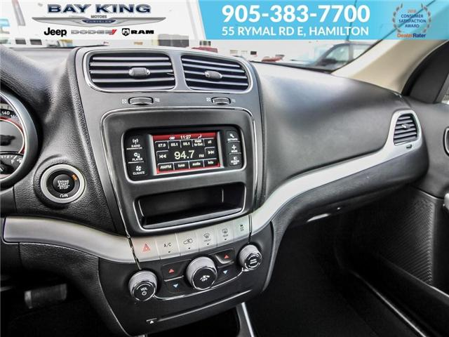 2018 Dodge Journey CVP/SE (Stk: 181512) in Hamilton - Image 10 of 18