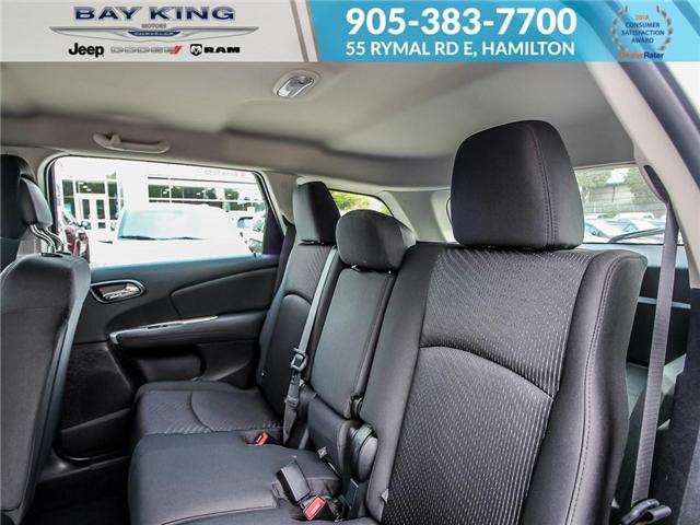 2018 Dodge Journey CVP/SE (Stk: 181512) in Hamilton - Image 14 of 18