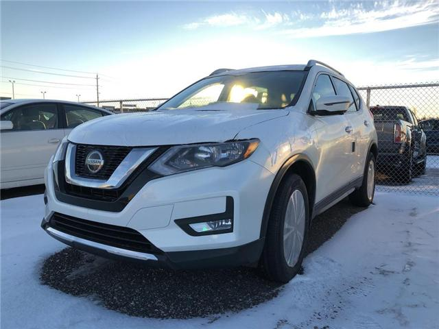 2019 Nissan Rogue SV (Stk: 19108) in Barrie - Image 1 of 5